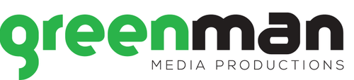 Green Man MEdia Logo